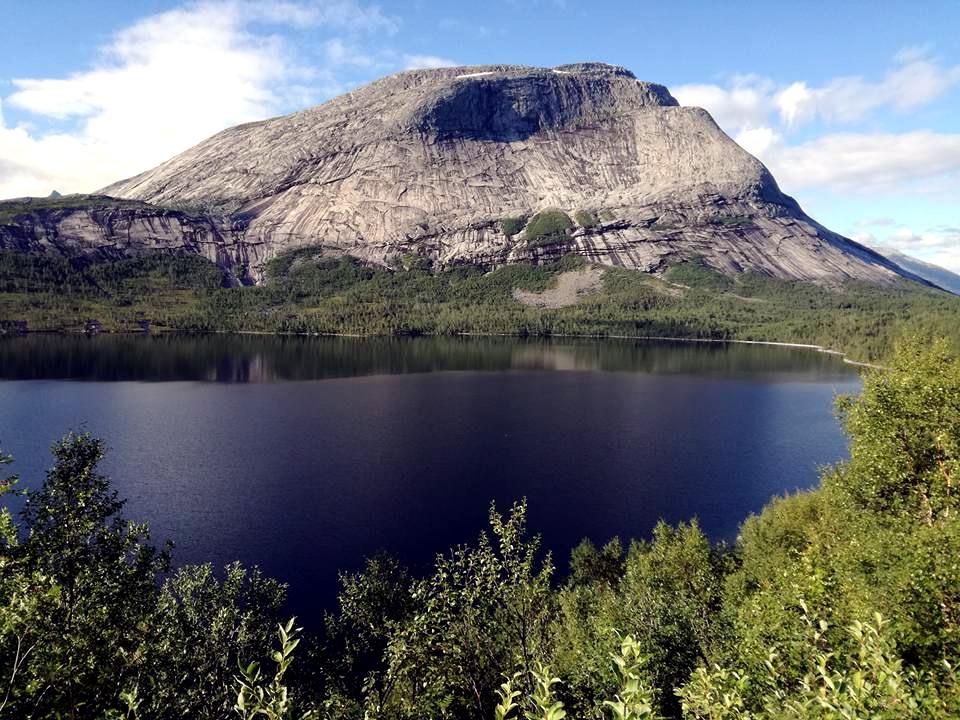 5.365 km kolem Skandinavie