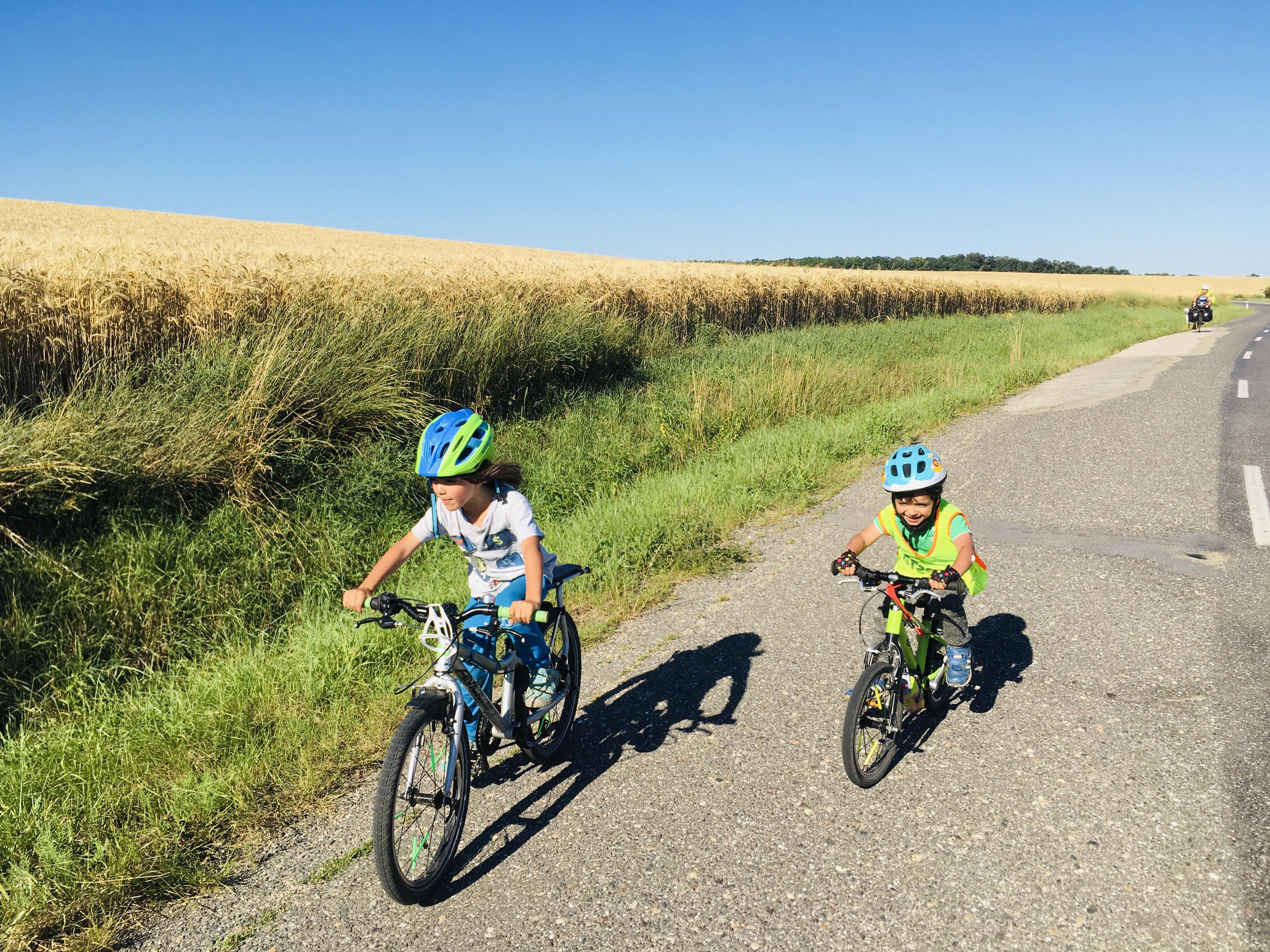 Cyklotúra po Slovensku